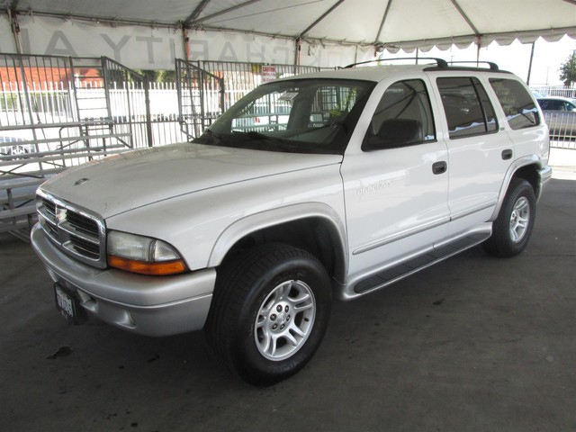 2002 Dodge Durango SLT Plus This particular Vehicle comes with 3rd Row Seat Please call or e-mail
