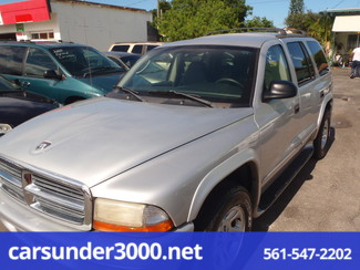 2002 Dodge Durango SLT Lake Worth , Florida 2