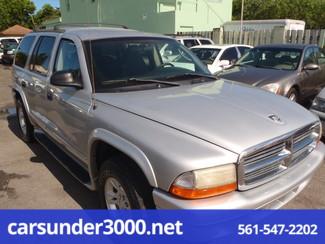 2002 Dodge Durango SLT Lake Worth , Florida