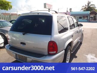 2002 Dodge Durango SLT Lake Worth , Florida 1