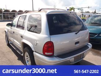 2002 Dodge Durango SLT Lake Worth , Florida 3