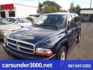 2002 Dodge Durango SLT Plus Lake Worth , Florida