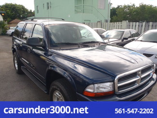 2002 Dodge Durango SLT Plus Lake Worth , Florida 1