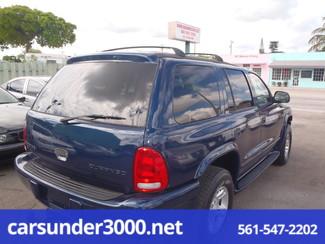 2002 Dodge Durango SLT Plus Lake Worth , Florida 2