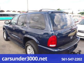 2002 Dodge Durango SLT Plus Lake Worth , Florida 3