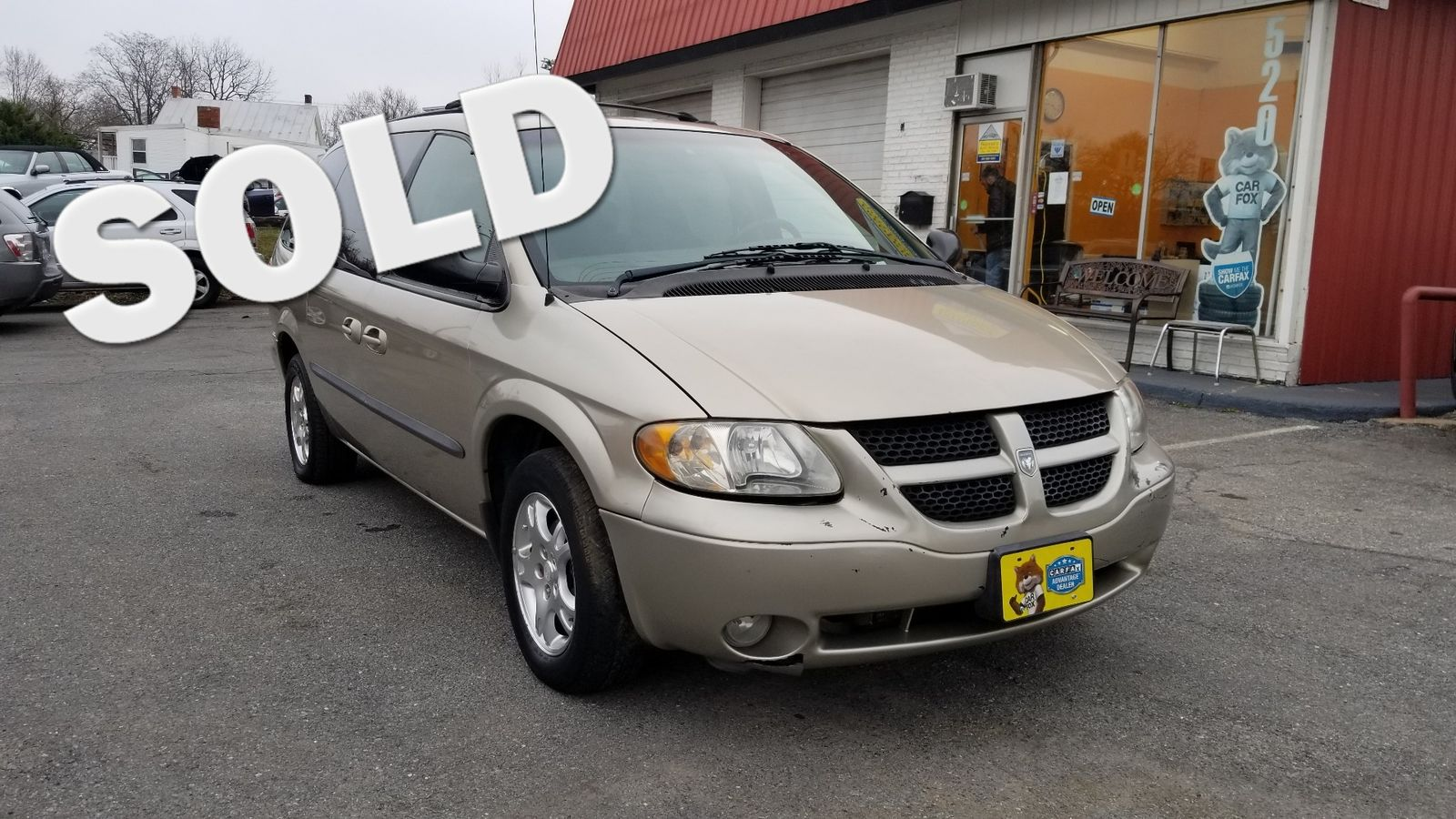 2002 Dodge Grand Caravan Sport In Frederick, Maryland ...