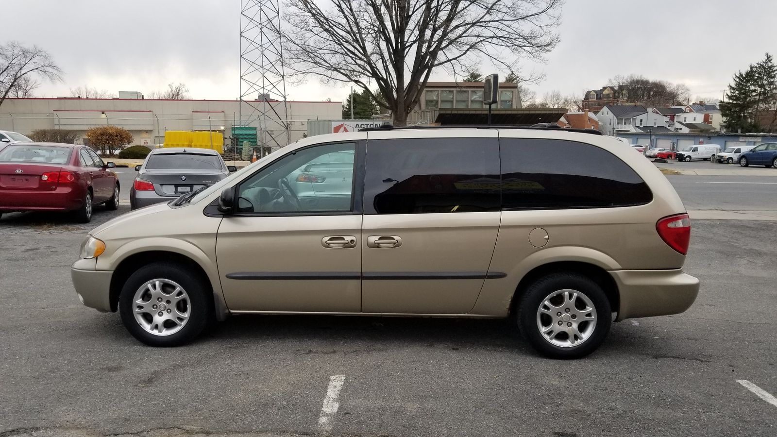 ... 2002 Dodge Grand Caravan Sport In Frederick, Maryland ...