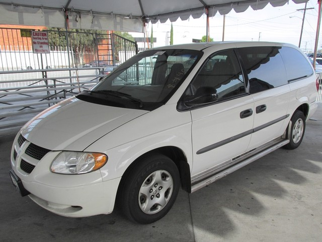 2002 Dodge Grand Caravan SE Please call or e-mail to check availability All of our vehicles are