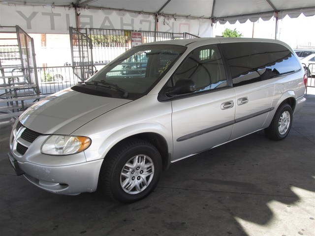 2002 Dodge Grand Caravan Sport This particular Vehicle comes with 3rd Row Seat Please call or e-m
