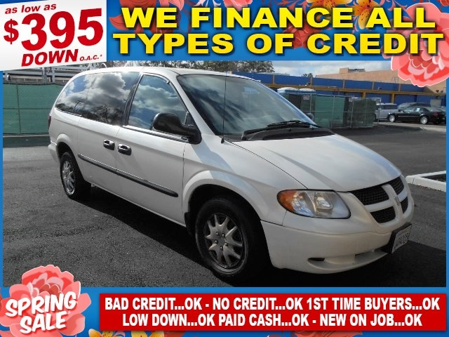 2002 Dodge Grand Caravan SE AutoCheck report is available upon request Several thousand people ar