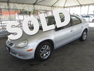 2002 Dodge Neon SXT Gardena, California