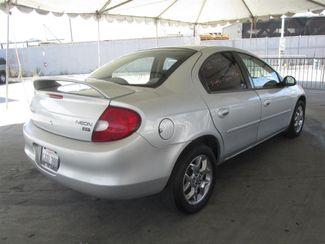 2002 Dodge Neon SXT Gardena, California 2