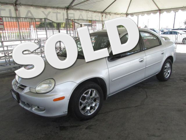 2002 Dodge Neon SXT Please call or e-mail to check availability All of our vehicles are availab