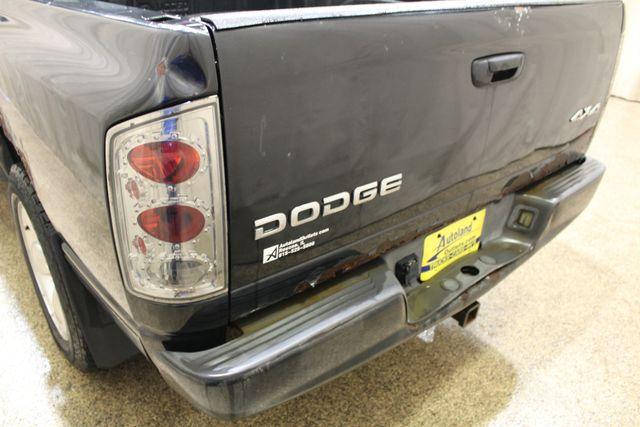 2002 Dodge Ram 1500 Roscoe, Illinois 5