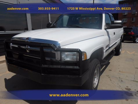 2002 Dodge Ram 2500 SLT | Denver, CO | A&A Automotive of Denver in Denver, CO