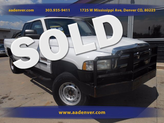 2002 Dodge Ram 2500 SLT | Denver, CO | A&A Automotive of Denver in Denver CO