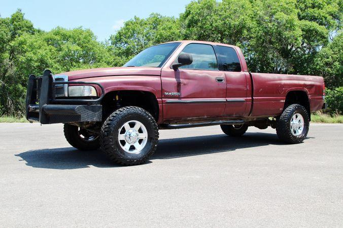 2002 Dodge Ram 2500 in Liberty Hill , TX