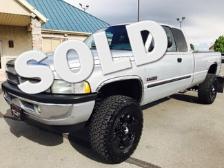 2002 Dodge Ram 2500 SLT Quad Cab Long Bed 4WD LINDON, UT