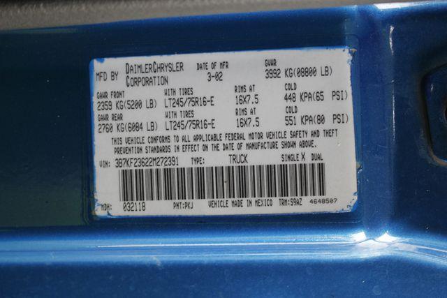 2002 Dodge Ram 2500 Quad Cab 4x4 - LIFTED - 5.9L CUMMINS DIESEL! Mooresville , NC 35
