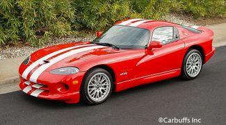 2002 Dodge Viper GTS ACR Final Edition | Concord, CA | Carbuffs in Concord