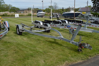 2002 Escort Single Axle Boat Trailer, 16-18ft Boat East Haven, Connecticut