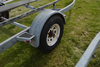 2002 Escort Single Axle Boat Trailer, 16-18ft Boat East Haven, Connecticut 6
