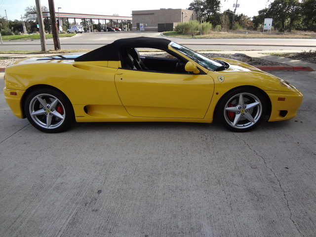 2002 Ferrari 360 Spider Austin , Texas 10