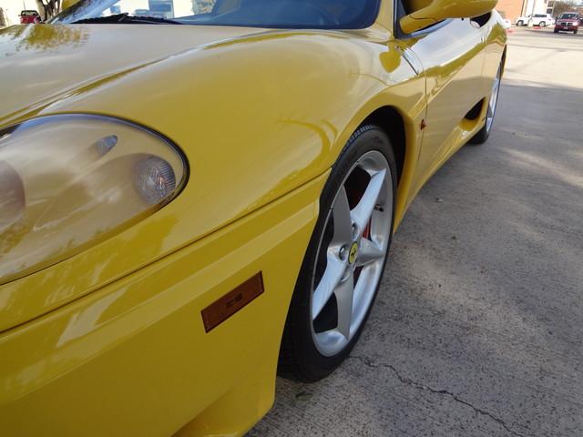 2002 Ferrari 360 Spider Austin , Texas 15