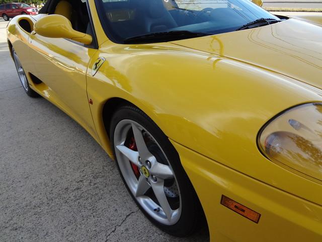 2002 Ferrari 360 Spider Austin , Texas 13