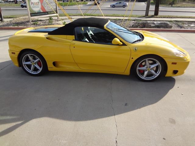 2002 Ferrari 360 Spider Austin , Texas 11
