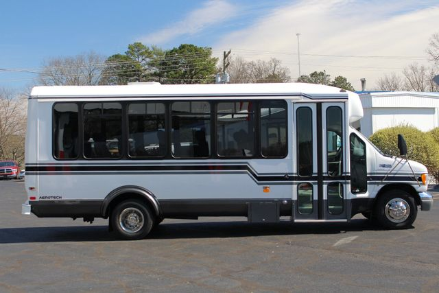 2002 Ford Econoline Commercial Cutaway E450 25 PASS Shuttle Bus/Van-7.3L DIESEL-NEW TIRES! Mooresville , NC 10