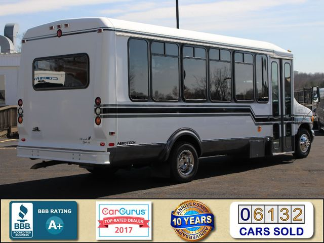 2002 Ford Econoline Commercial Cutaway E450 25 PASS Shuttle Bus/Van-7.3L DIESEL-NEW TIRES! Mooresville , NC 2