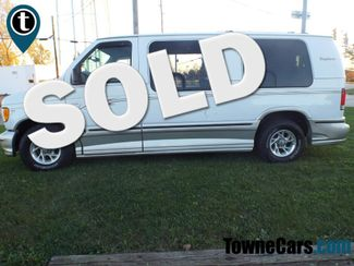 2002 Ford ECONOLINE E150 EXPLORE CONVERSION VAN | Medina, OH | Towne Auto Sales in ohio OH