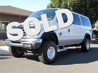 2002 Ford Econoline E350 4x4 Van 7.3 Diesel XLT Bend, Oregon