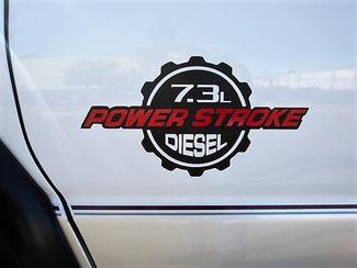 2002 Ford Econoline E350 4x4 Van 7.3 Diesel XLT Bend, Oregon 12