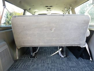 2002 Ford Econoline E350 4x4 Van 7.3 Diesel XLT Bend, Oregon 20