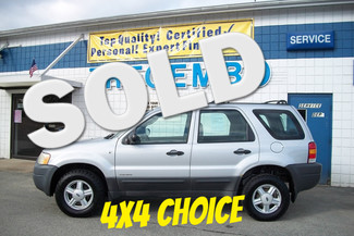 2002 Ford Escape 4x4 XLS Choice Bentleyville, Pennsylvania