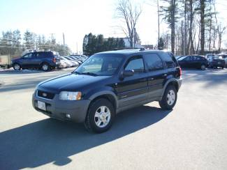 2002 Ford Escape XLT Choice Derry, New Hampshire