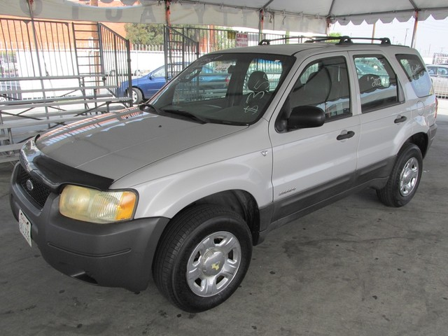 2002 Ford Escape XLS Choice Please call or e-mail to check availability All of our vehicles are