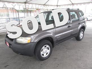 2002 Ford Escape XLS Choice Gardena, California
