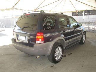 2002 Ford Escape XLT Choice Gardena, California 2