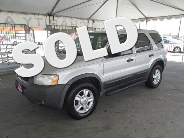 2002 Ford Escape XLT Choice Please call or e-mail to check availability All of our vehicles are
