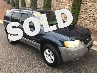2002 Ford Escape XLS Knoxville, Tennessee