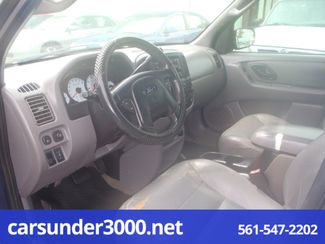 2002 Ford Escape XLT Choice Lake Worth , Florida 4