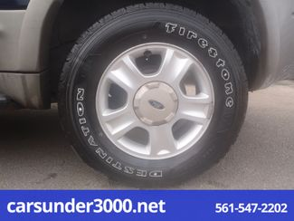 2002 Ford Escape XLT Choice Lake Worth , Florida 7