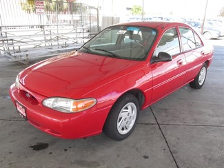 2002 Ford Escort Fleet Standard Gardena, California