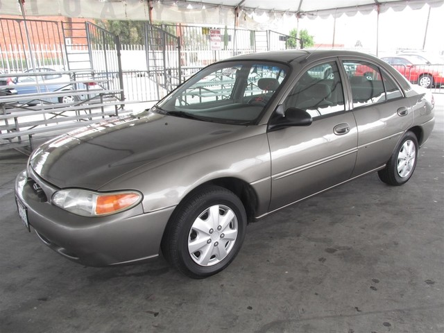 2002 Ford Escort Fleet Standard Please call or e-mail to check availability All of our vehicles