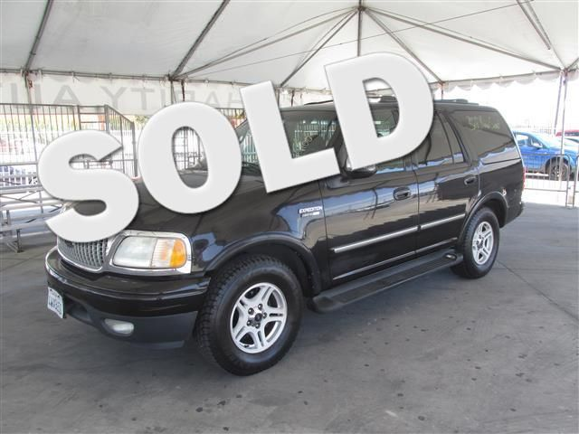 2002 Ford Expedition XLT This particular Vehicle comes with 3rd Row Seat Please call or e-mail to
