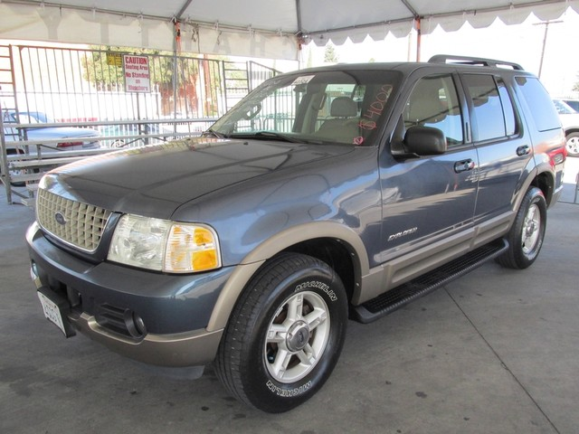 2002 Ford Explorer Eddie Bauer Please call or e-mail to check availability All of our vehicles a