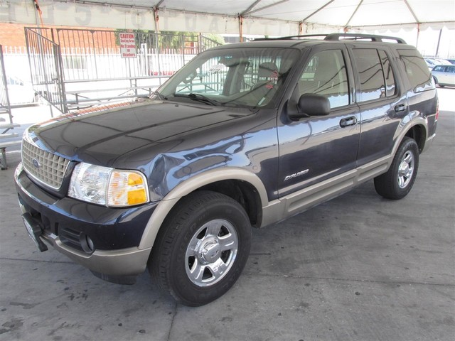 2002 Ford Explorer Eddie Bauer Please call or e-mail to check availability All of our vehicles